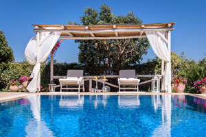 A Lovely, family-friendly Villa with Pool on Crete