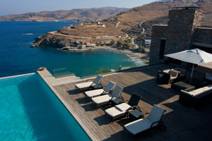 Luxury Villa on Kea, Greece