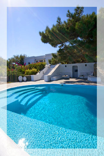 Exquisite Traditional Villa with Pool on Sifnos, Greece