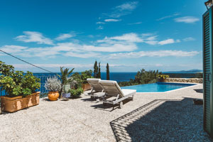 Private Luxury Villa with Pool near Agios Nikolaos, Zakynthos