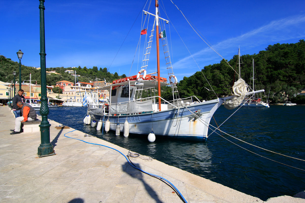 My Travel Blog for Paxos
